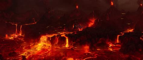 Wars Lava L by An Of Magma