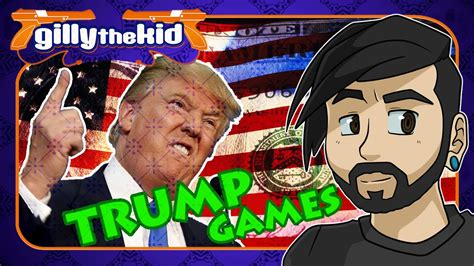 donald trump game donald trump games gillythekid youtube