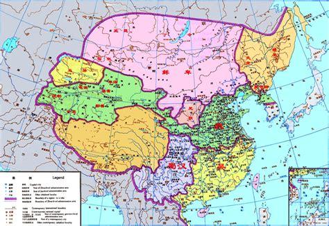 china history maps three kingdoms 220 280 220 581