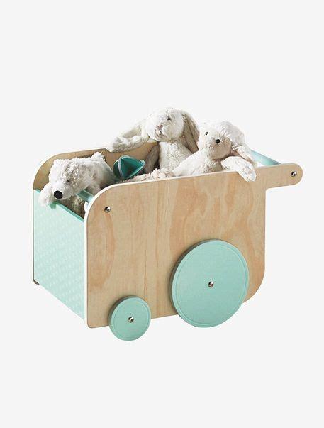 aufbewahrung kinderzimmer vertbaudet fahrbare spielzeugkiste vertbaudet 2016 kinderzimmer