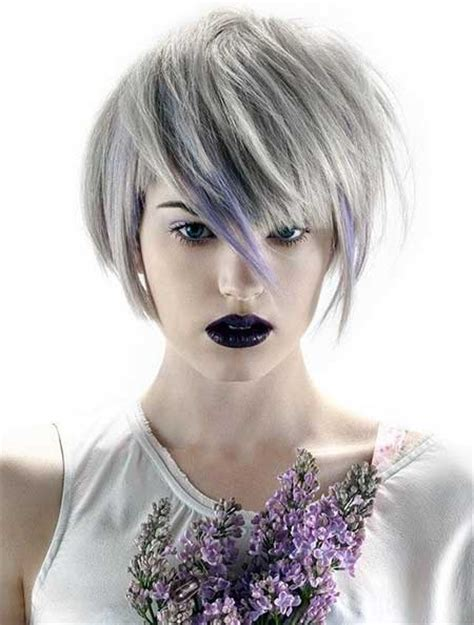 gray hair trends 2014 20 short hair color trends 2014 short hairstyles 2017
