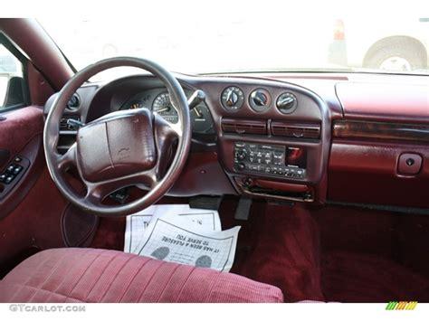 1998 Chevy Lumina Interior by 1998 Chevrolet Lumina Standard Lumina Model Dashboard