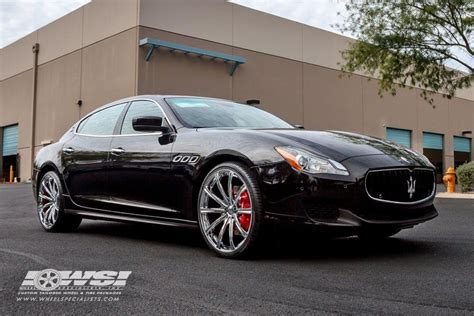 Wheels Maserati by Maserati Quattroporte Gianelle Cuba 10 Giovanna Luxury