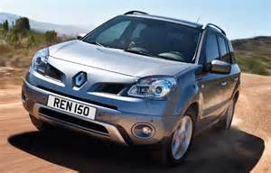 Renault Crossover Price Renault Koleos Crossover Prices Announced For The Uk