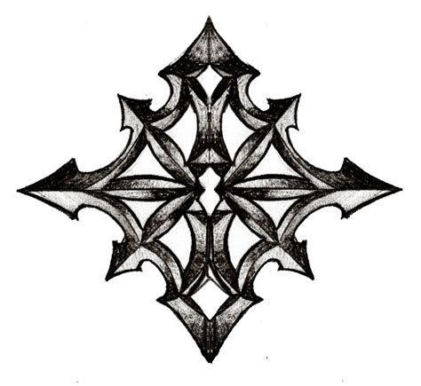 chaos star tattoo designs tribal chaos by scumdesigns on deviantart
