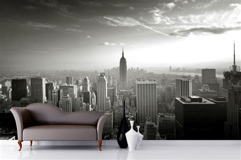 skyline wallpaper bedroom www altodecoraciones cl inicio