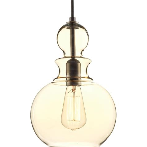 Pendant Light Bronze Progress Lighting Wisten Collection 1 Light Antique Bronze Pendant P5112 20 The Home Depot