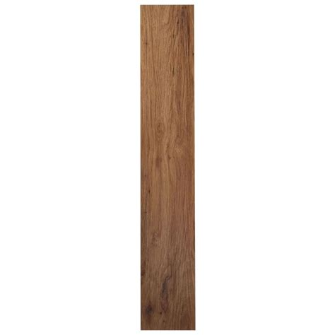 tivoli ii medium oak 6x36 self adhesive vinyl floor plank