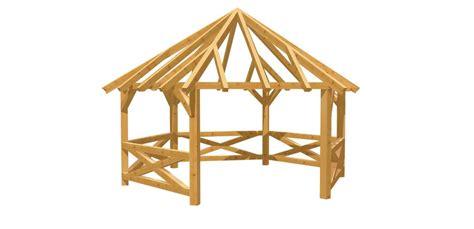 Pavillon Aus Holz Selber Bauen 6 by Holz 6 Eck Pavillon Selber Bauen Holz Bauplan De
