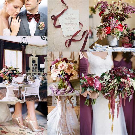 plum wedding colors bordeaux and plum wedding colors elizabeth designs