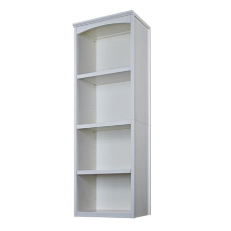 allen roth white wood closet tower from lowes organization furniture