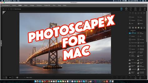 best editor for mac best free photo editor for mac
