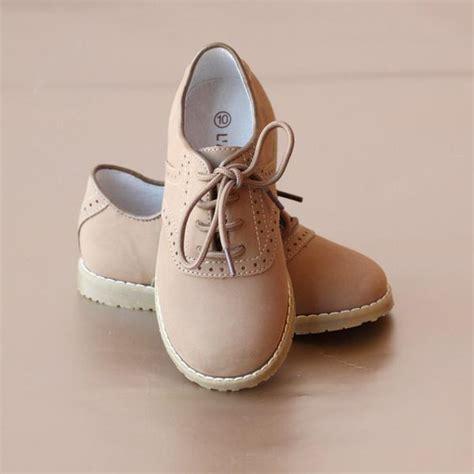 boys saddle oxford shoes l amour boys nubuck khaki saddle oxford shoes petit foot