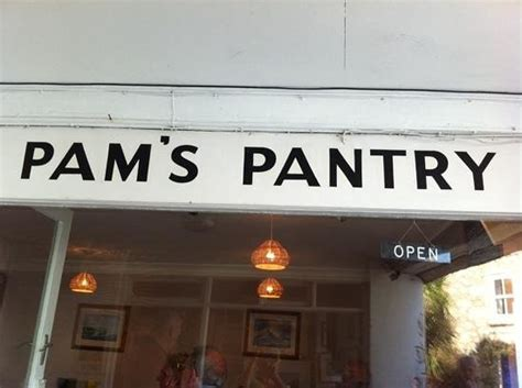 Pams Pantry restaurants pam s pantry in cornwall isles of scilly with cuisine gastroranking co uk
