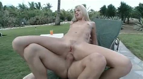 Skinny British Girl Has Anal Sex Outdoors Outdoor Porn