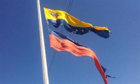 imagenes de venezuela triste bandera venezolana causa impacto en las redes fotos el