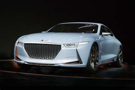 genesis new york concept bows at new york auto show motor trend genesis new york concept automotive rhythms