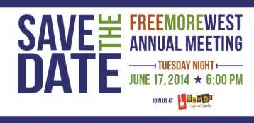 save the date meeting template save the date fmw annual meeting