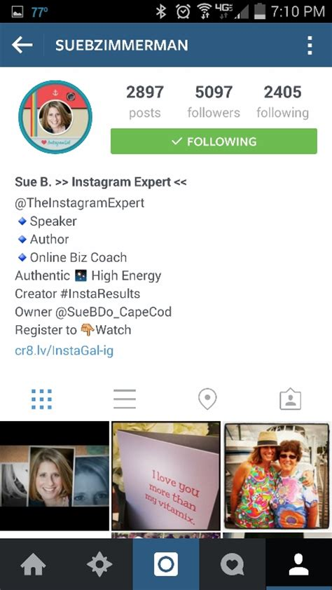 best bio for your instagram 5 ways to improve your instagram marketing social media