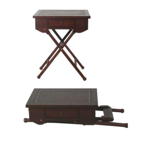 folding accent table deco folding accent table