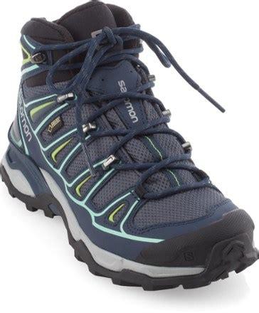 rei hiking boots salomon x ultra 2 mid gtx hiking boots s rei
