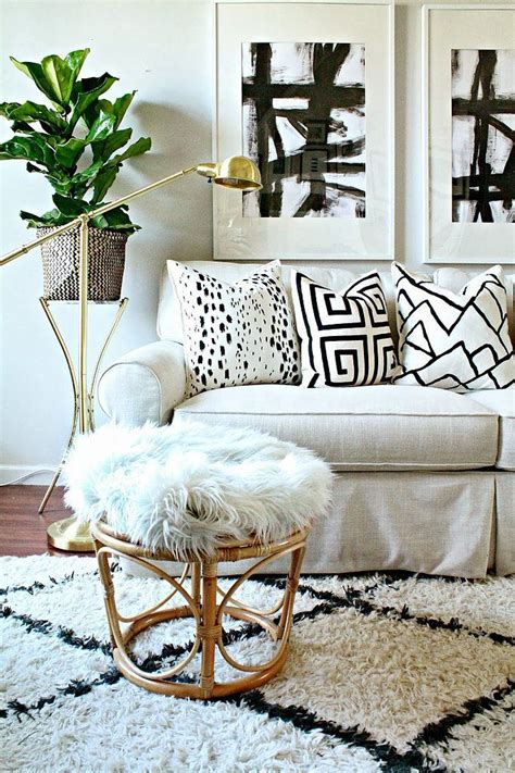 black white and gold home decor black white and gold decor carmen vogue