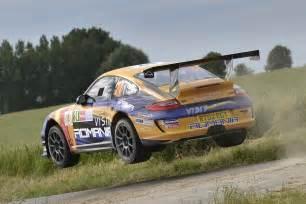 Rally Porsche Sold Porsche 997 R Gt Rally Car Tuthill Porsche