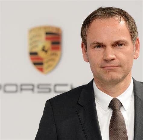 Oliver Blume Porsche by Abgas Skandal Bei Vw Oliver Blume Wird Neuer Porsche Chef