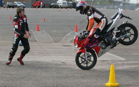how to set up your bike the haslam way mcn