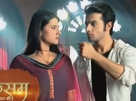 kasam drama kasam rishi s parents are against rishi tanvi s wedding
