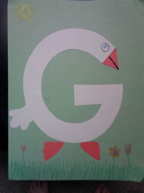preschool crafts for letter g crafts preschool and kindergarten