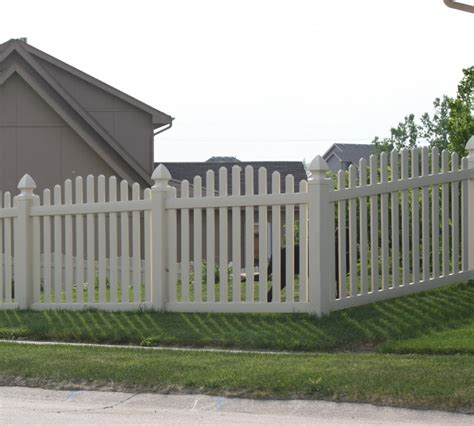 america s backyard fence picket fence the american fence company