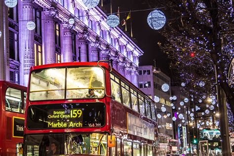 london s best christmas lights of 2015