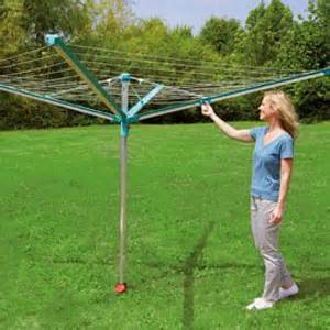 Outdoor Cloth Dryer Leifheit Linomatic Outdoor Rotary Clothes Dryer 852458