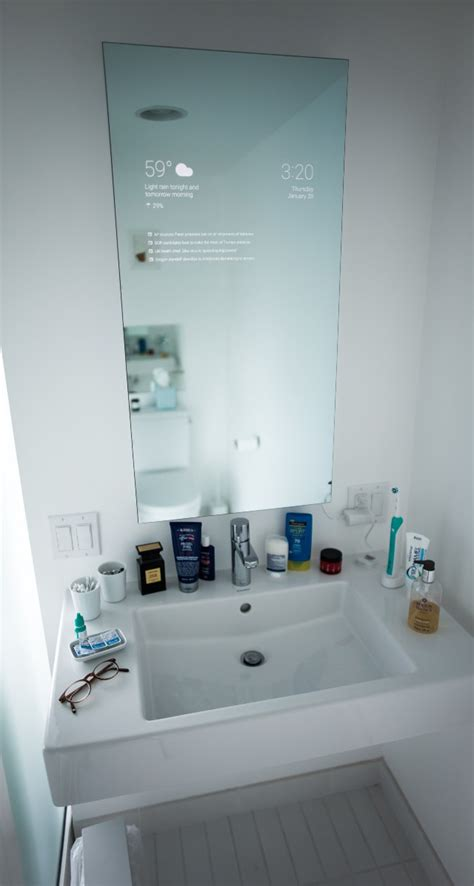 google bathroom awesome google now bathroom mirror globalurlpromoter