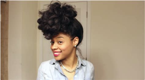everyday hairstyles for natural black hair 8 everyday inspiring natural hairstyles for straight black