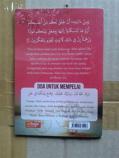 Jual Buku Saku Islami Berkualitas buku saku tuntunan pernikahan islami sesuai ajaran nabi