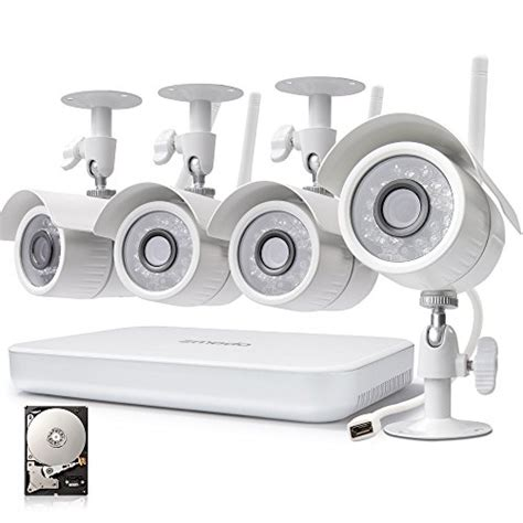 top 5 best home security system outdoor and indoor