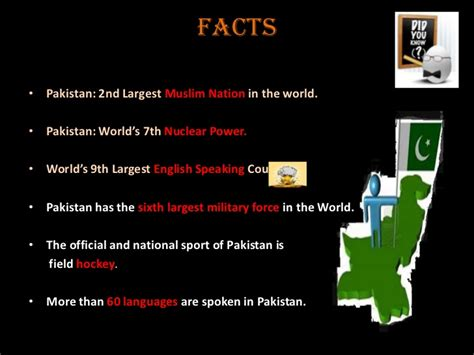 Ac National 1 Pk Second interesting facts of pakistan