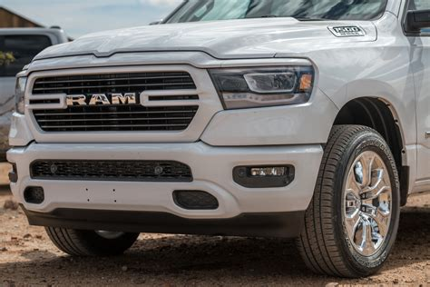2019 Dodge Ram 1500 by 2019 Ram 1500 Review Bigger Everything Gearjunkie