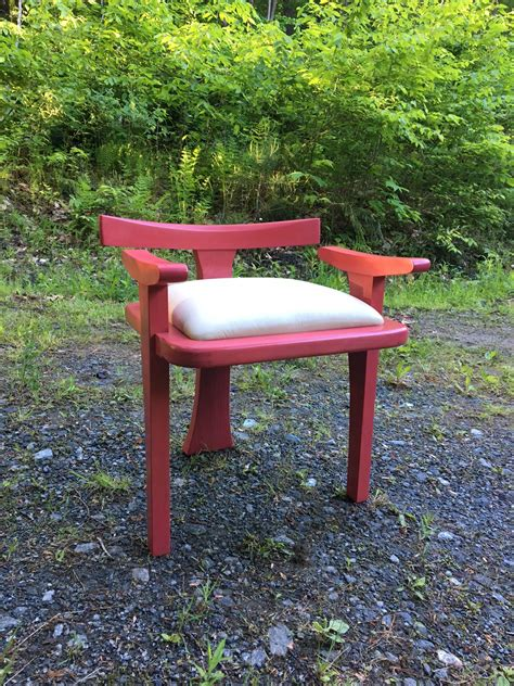 japanese furniture torii series side chair by pete novick vermont furniture maker