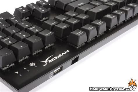 Hyperx Alloy Fps Gaming Keyboard Blue Switch Garansi 2 Tahun hyperx alloy fps mechanical gaming keyboard review hardware asylum