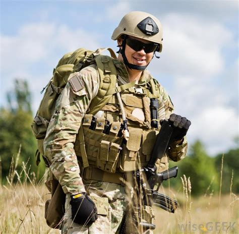 A Soldiers what are fatigues with pictures
