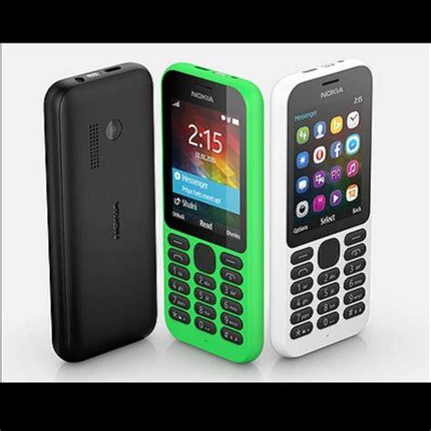 Microsoft Nokia 215 nokia 215 for 29 is the cheapest nokia phone with wifi