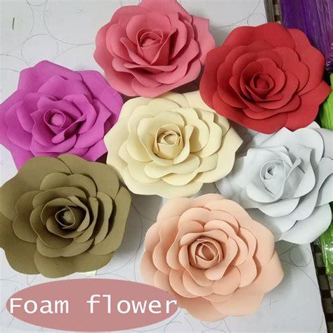imagenes de flores grandes de papel online get cheap grandes flores de papel aliexpress com