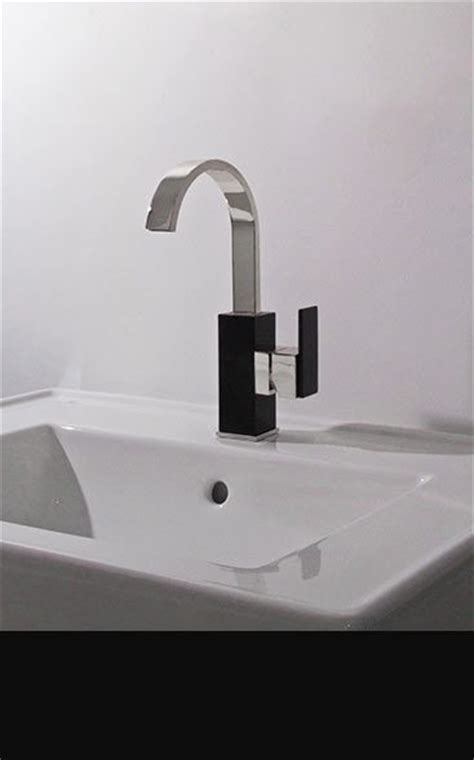 Black Bathroom Taps by Designer Luxury Amp Modern Bathroom Taps Livinghouse