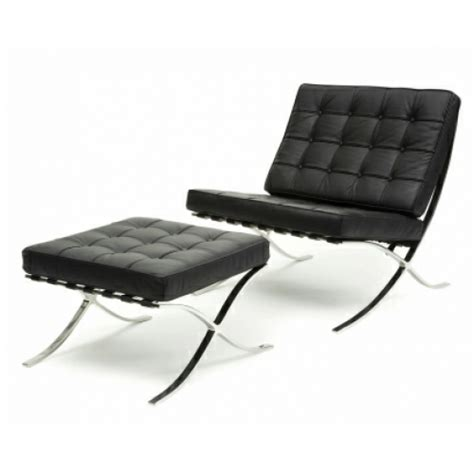 pavillion chair ottoman