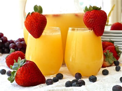 brunch mimosa by the pitcher divas can cook