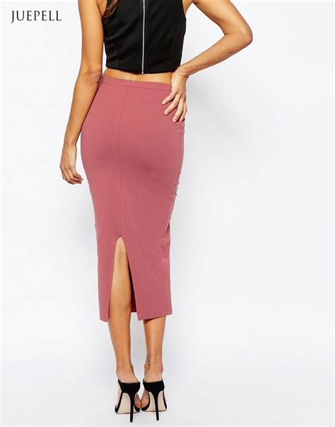 longer length midi pencil skirt buy pencil skirt