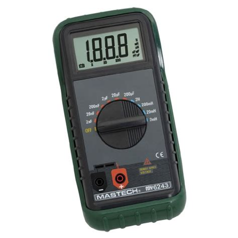 Multimeter Cl mastech my6243 digital lc cl meter inductance capacitance tester best buy ngay27b5